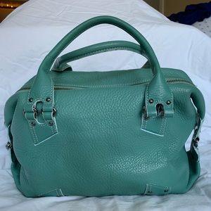 Green Cole Haan bag